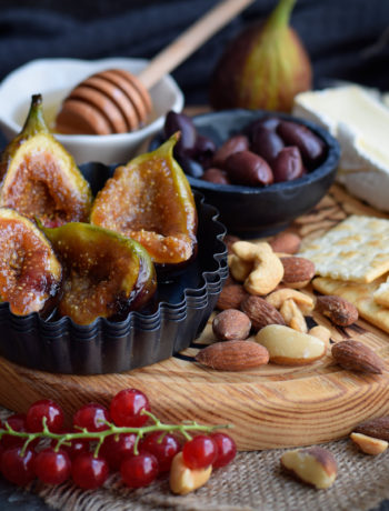 Caramelized Figs