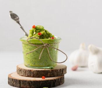 Green Masala Paste